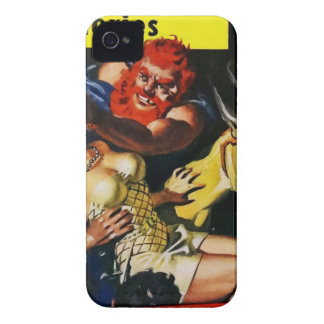 Space Vikings Case-Mate iPhone 4 Cases