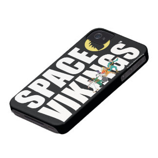 Space Vikings Large Font Blackberry Bold Case