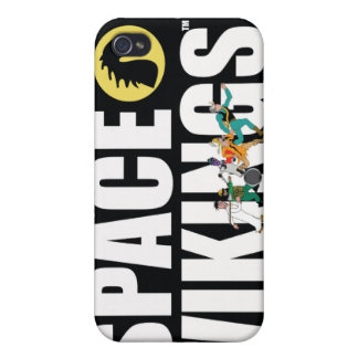 Space Vikings Large logo iPhone 4/4S Cases