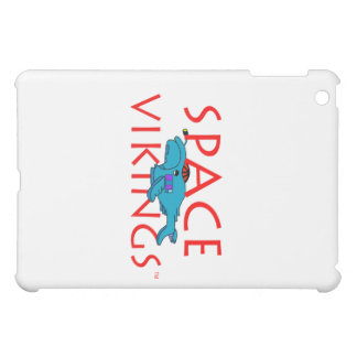 Space Vikings Logo with BS Surrender iPad Mini Covers