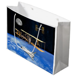 SPACE VOYAGERS LARGE GIFT BAG