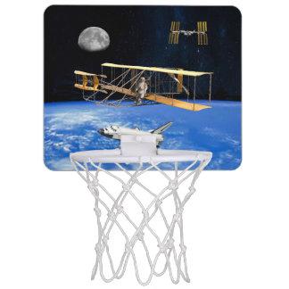 SPACE VOYAGERS MINI BASKETBALL HOOP