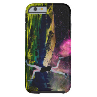 Space Walkin' iPhone Case