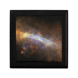 Space-Warped Galactic Ring  Box Gift Box