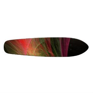 Space Wave Skate Deck