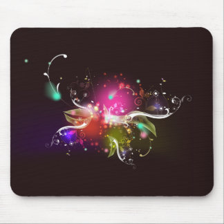 Space Wings: Vector Art: Mouse Pad