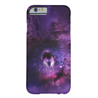 Space Wolf iPhone 6 case Barely There iPhone 6 Case