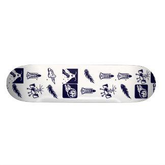 spaceboard skateboard