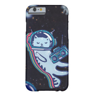 SpaceCat iPhone 6/6s, Barely There Phone Case