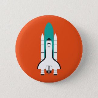 spacecraft 2 inch round button