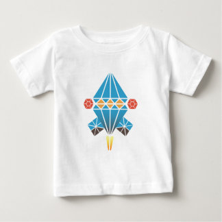Spacecraft Baby T-Shirt