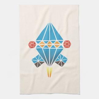 Spacecraft Hand Towel