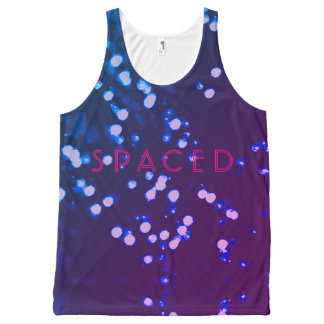SPACED All-Over-Print TANK TOP
