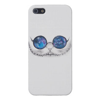 Spaced Cheshire iPhone 5/5S Cover