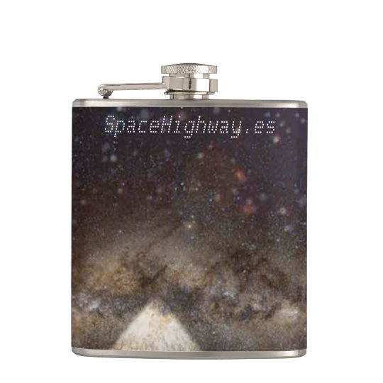 SpaceHighway Flask