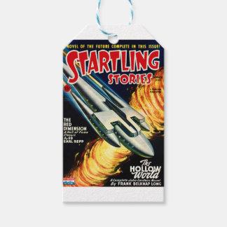 Spaceliner Gift Tags