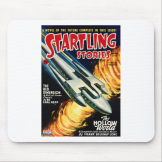 Spaceliner Mouse Pad