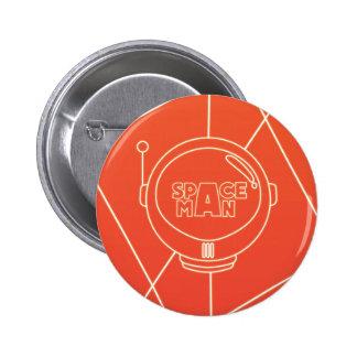 Spaceman Button