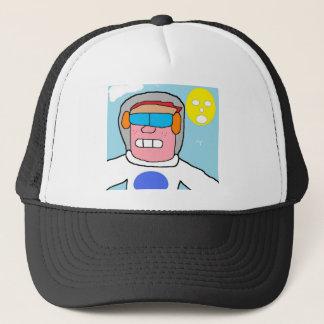 SPACEMAN TRUCKER HAT