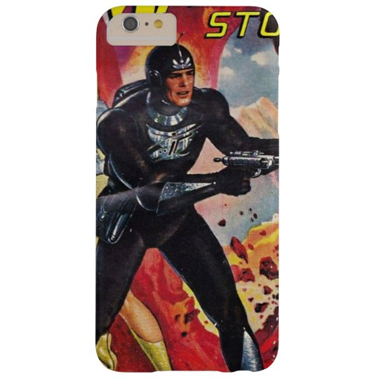 Spaceman with Two Rayguns Galaxy Nexus Cases