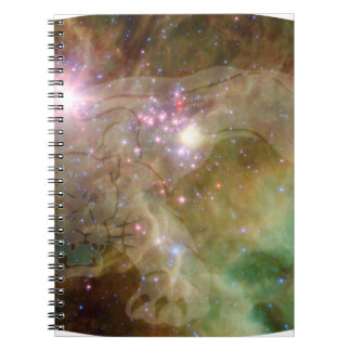SpacePanther Note Books
