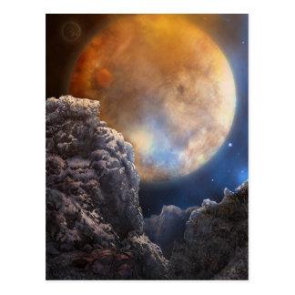 Spacerock IV: Lonely Planet - Postcard