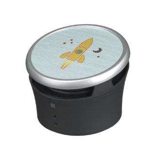 Spaceship Bluetooth Speaker
