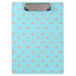 Spaceship Cartoon Pattern Drawing Clipboard