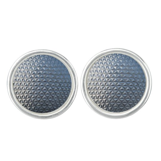 Spaceship Earth Cufflinks