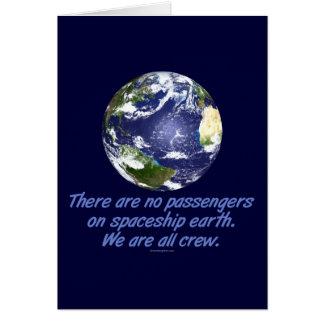 Spaceship Earth, Environment Card