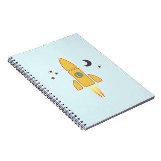 Spaceship Notebook