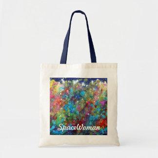 SpaceWoman  MSSS- 510 Tote Bag
