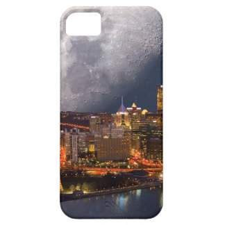 Spacey Pittsburgh Case For The iPhone 5