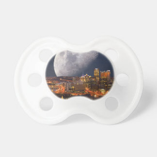 Spacey Pittsburgh Pacifier