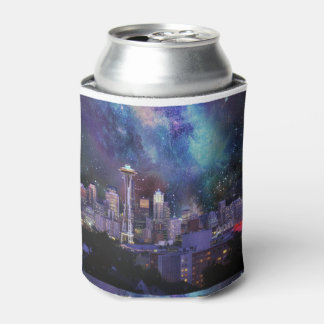 Spacey Seattle Can Cooler