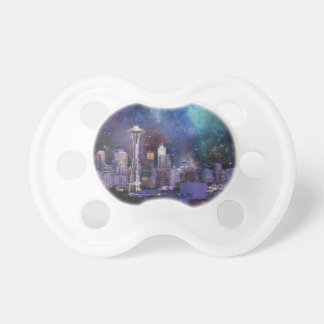 Spacey Seattle Pacifier