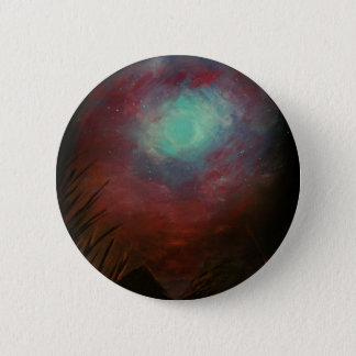 Spacious Sky 2 Inch Round Button
