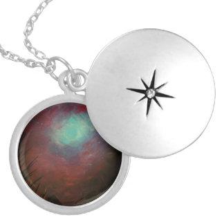 Spacious Sky Locket Necklace