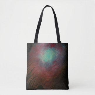 Spacious Sky Tote Bag