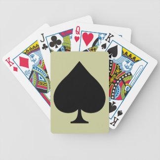 Spade Bicycle Playing Cards