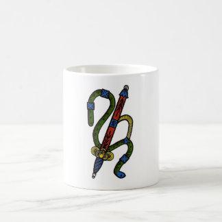 Spade mug