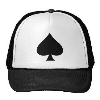 Spade Trucker Hat