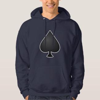 Spades Symbol Hoodie