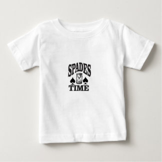 spades time yeah baby T-Shirt