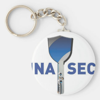 Spadina Security Logo Key Chains