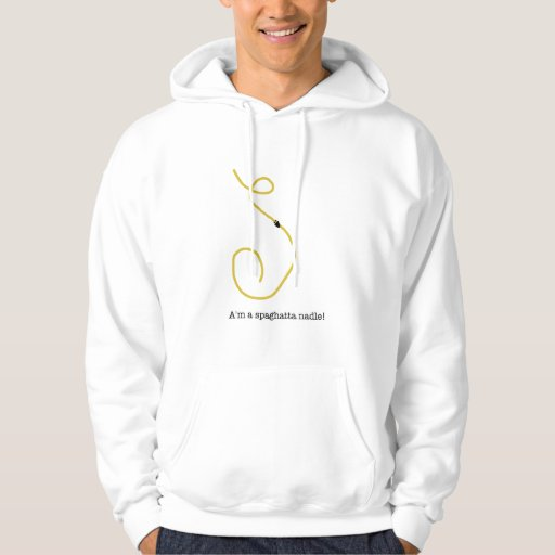 Spaghatta Nadle Sweatshirt! Hooded Sweatshirt