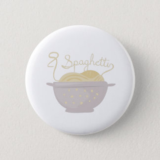 Spaghetti 2 Inch Round Button