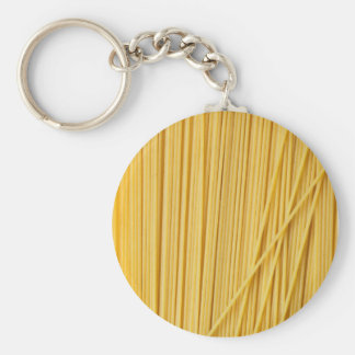 Spaghetti background keychain