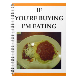 spaghetti notebooks