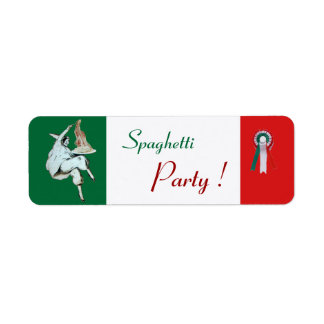SPAGHETTI PARTY ITALIAN KITCHEN, RESTAURANT green